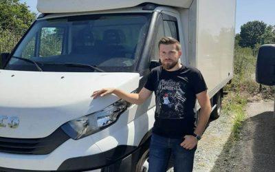 Juillet 2020 : Arrivée d'Alexandru Oana